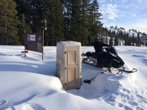 """The """"real"""" snow park"""
