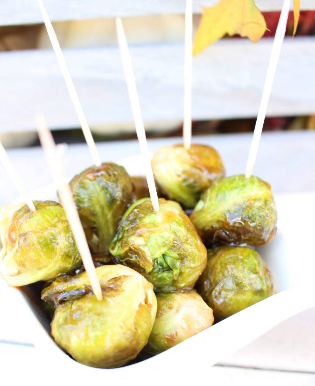 Guava Glazed Brussel Sprouts 009
