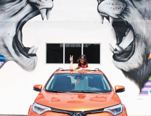 West Palm Beach Roatrip with #ToyotaRAV4