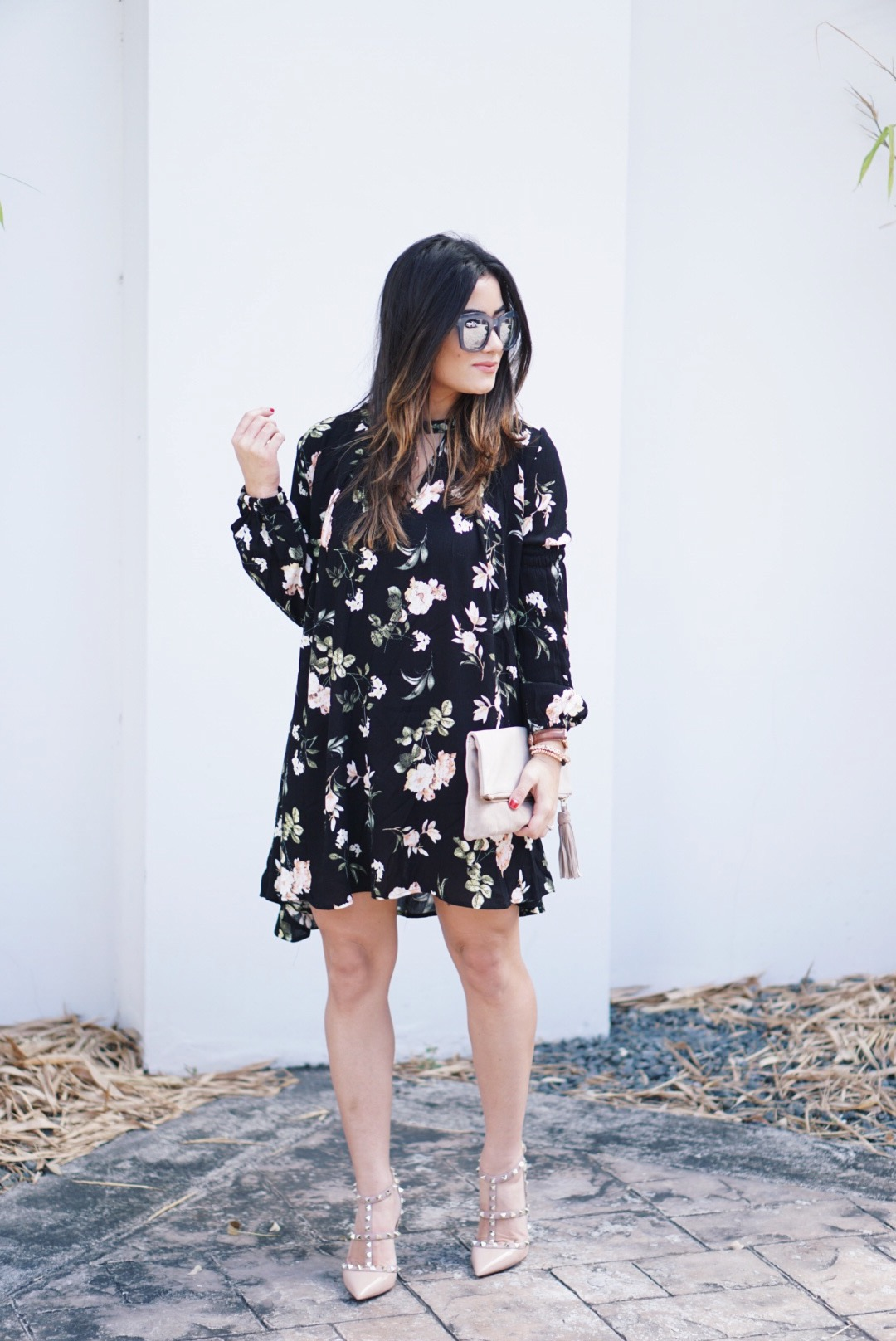 Sugar Love Chic Blogger Krista Perez shares 10 Floral Dresses You'll Live in This Spring