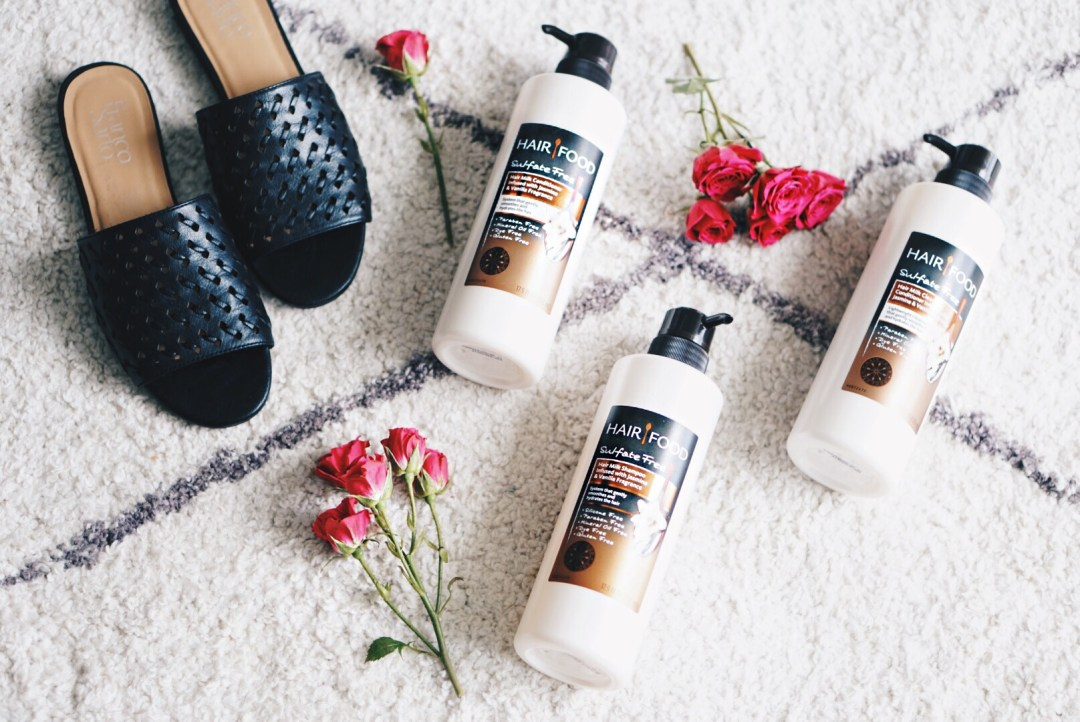 Sugar Love Chic Blogger Krista Perez uses this shampoo to fight off frizzy hair