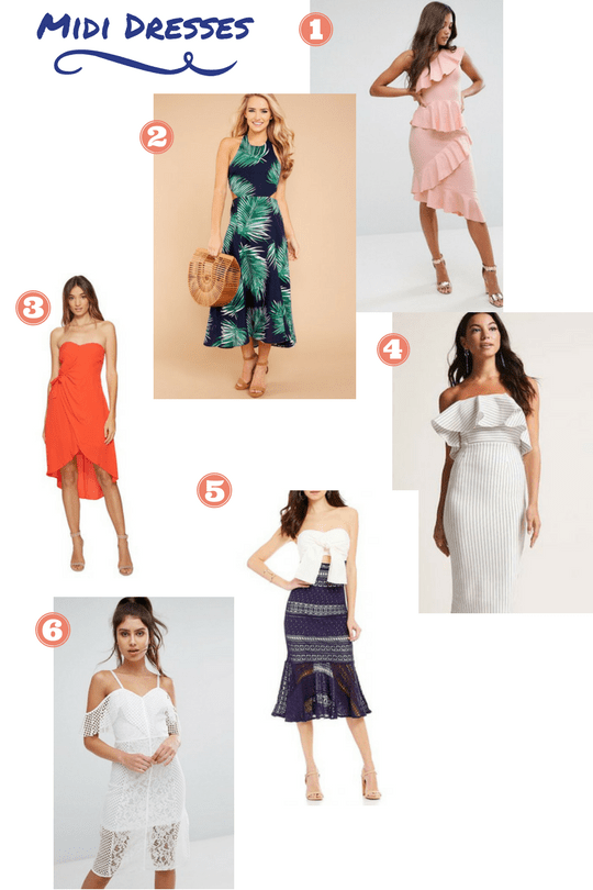 Event Dresses Under $50: Affordable Cocktail, Maxi and Midi Dresses