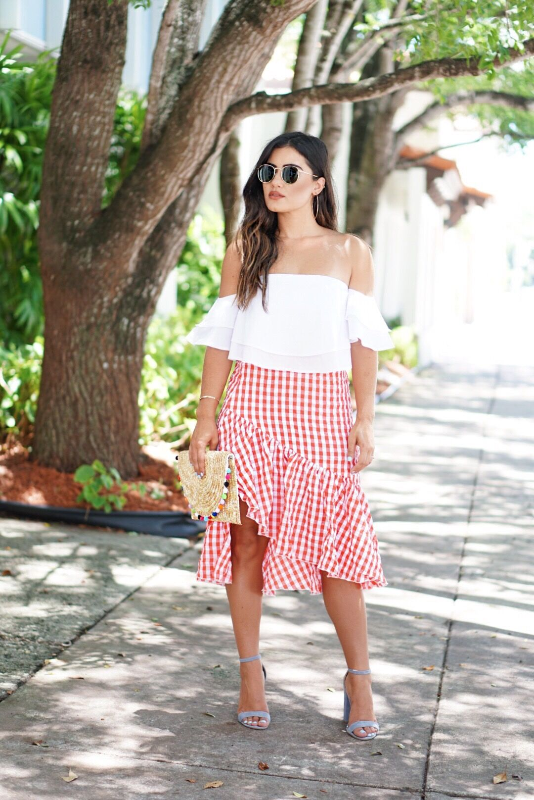 Blogger Krista Perez shares What to wear to Daytime Events