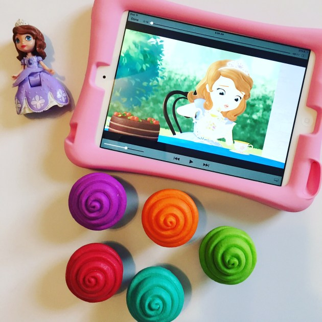 Favorite Toddler iPad Apps - Disney Junior Sofia the First