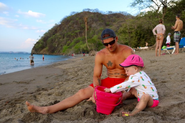 Packing For Costa Rica With A Toddler