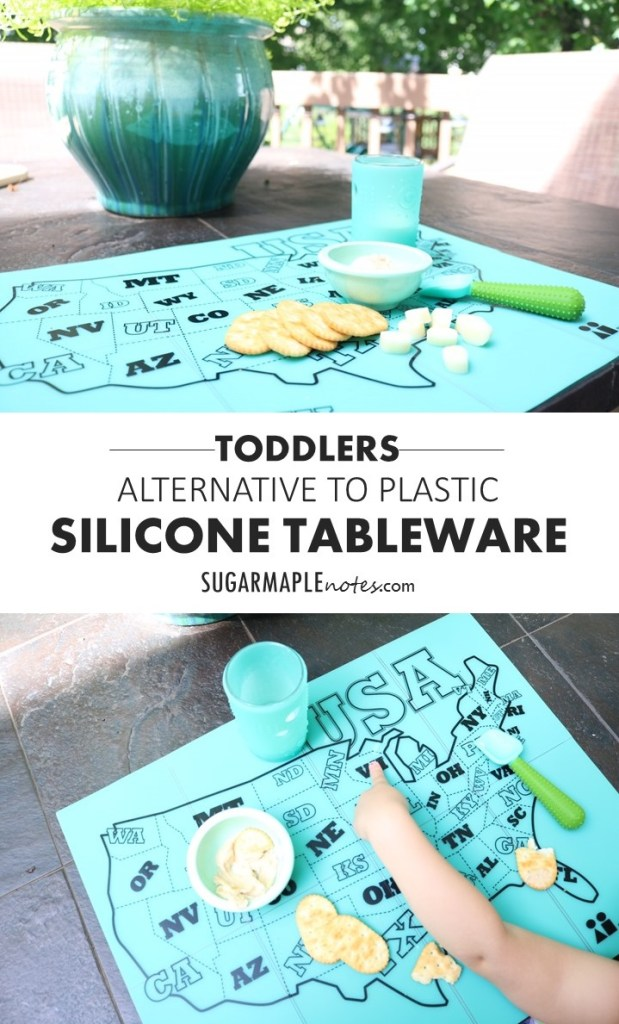 Fun FRIYAY Finds - Cool Toddler Silicone Tableware - Silikids, An alternative to plastic and founded by moms!