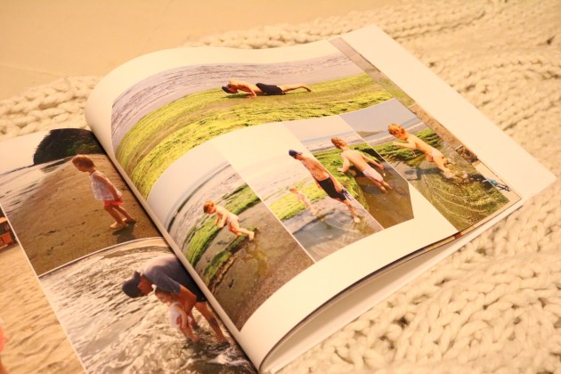 Review - Shutterfly's new Make My Book Service - Photo Book Costa Rica beaches