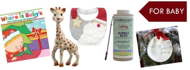 Stocking Stuffer Ideas For Baby