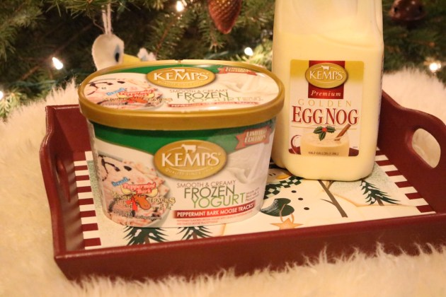 Kemps Holiday Novelties - Ice Cream and Eggnog