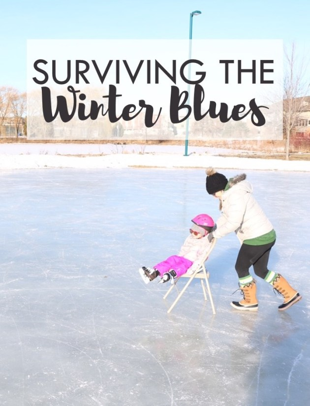 Surviving The Winter Blues