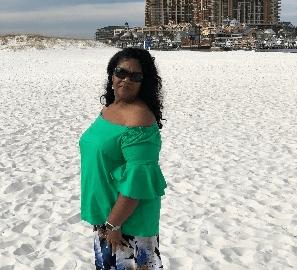 Black American Sugar Mummy