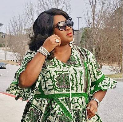 Beautiful African Sugar Momma Wants You