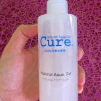 Sugarpeaches probiert: Cure Natural Aqua Gel