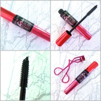 Maybelline the Falsies Push Up Drama Mascara - mein Review