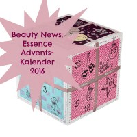 Beauty News: Essence Adventskalender 2016 (Spoiler Alert für den Inhalt!)