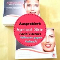 Ausprobiert: Apricot Skin Facial Patches - Pflaster gegen Falten?!