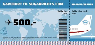 SugarPilots_gavekort_500