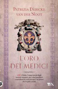 L'oro dei Medici, copertina