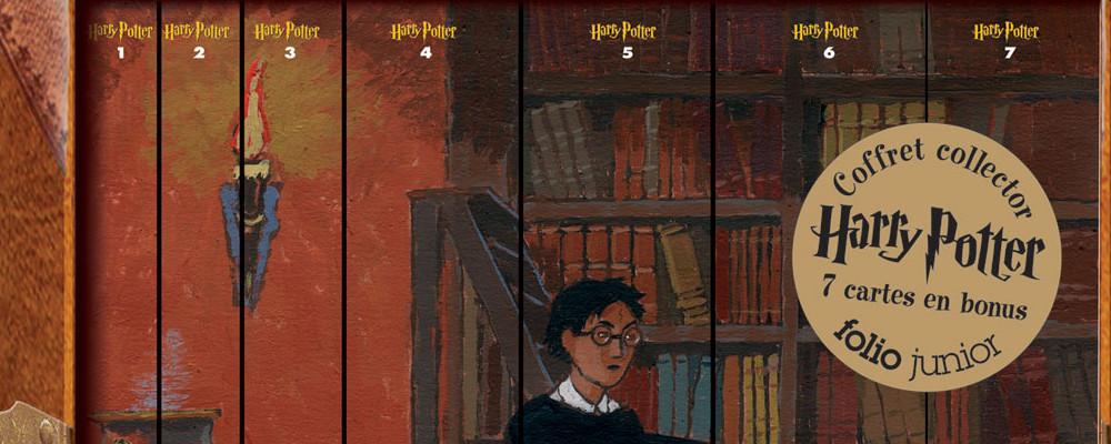 Il suono di Harry Potter: libri e audiolibri (in francese!) del maghetto più famoso della letteratura