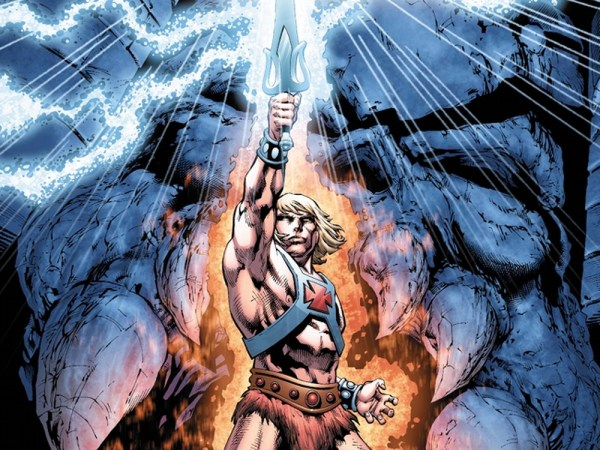 He-Man and the Masters of The Universe 4
