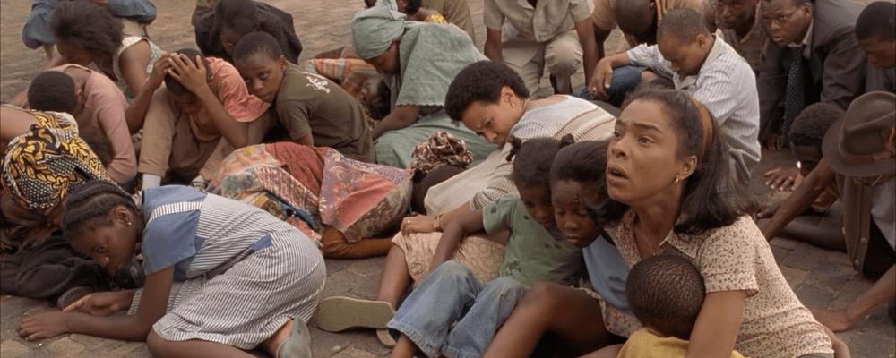 Hotel Rwanda, la recensione
