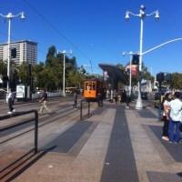 Le strade di San Francisco tram milanesi
