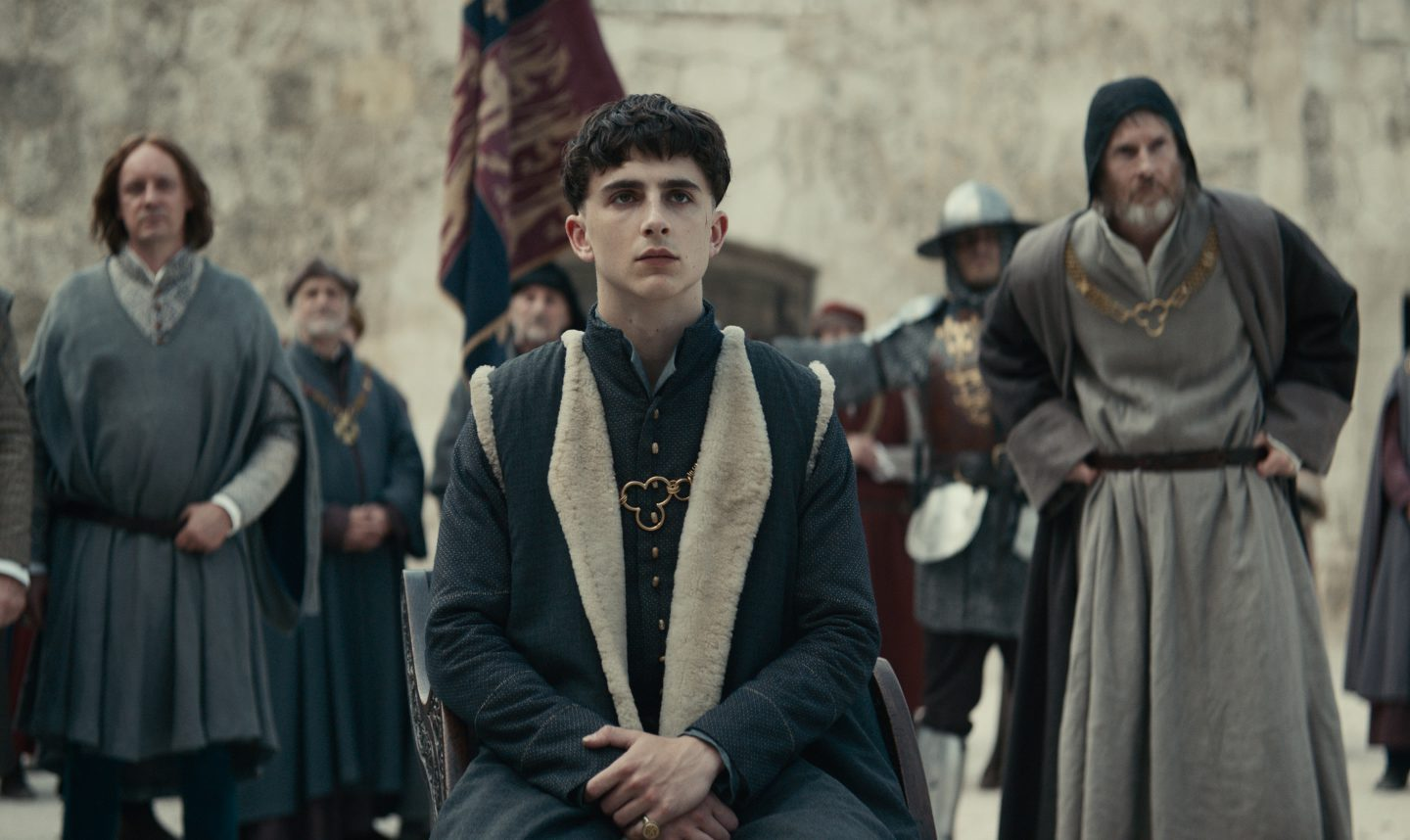 The King, recensione