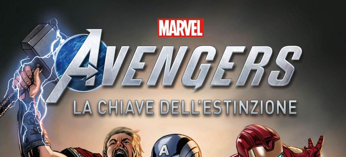 La chiave dell'estinzione. Marvel Avengers, recensione
