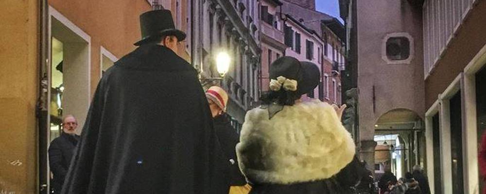 Padova Gotico, un tour letterario nel lato dark della città del Santo