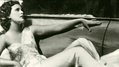 Extase (Estasi, 1932), è il protagonista della serata di pre-apertura della 76 Mostra del Cinema di Venezia
