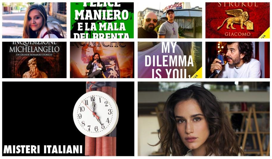 Audiolibri Made in Veneto da ascoltare a casa