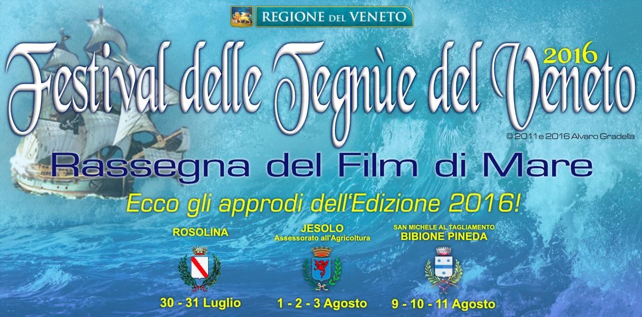Festival delle Tegnùe del Veneto - Rassegna del film di mare