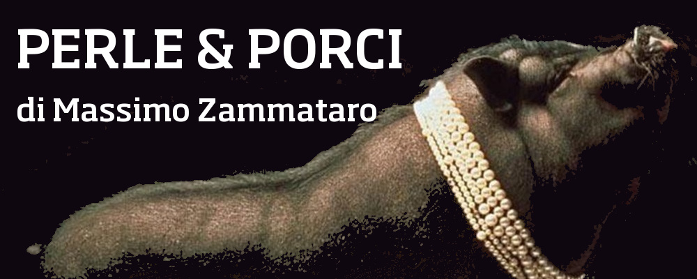 Perle e Porci, di Massimo Zammataro