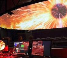 Al Planetario di Padova per guardare l'Universo in 8K