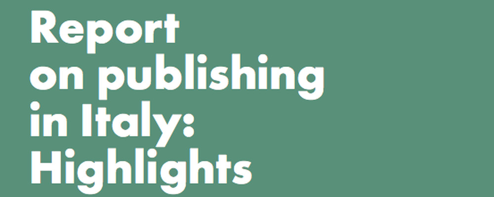The state of publishing in Italy 2018, the report by AIE
