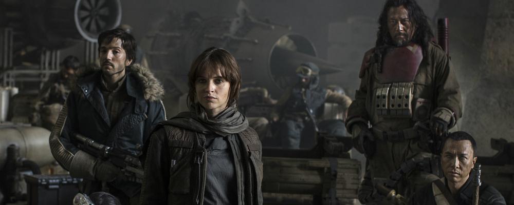 Rogue One: A Star Wars Story, la recensione di Giacomo Brunoro