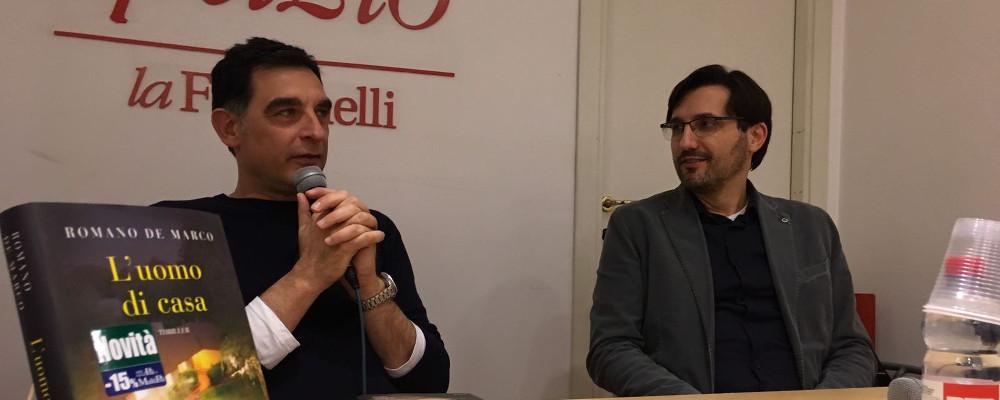 Una serata con l'uomo di casa, Danilo Villani incontra Romano De Marco