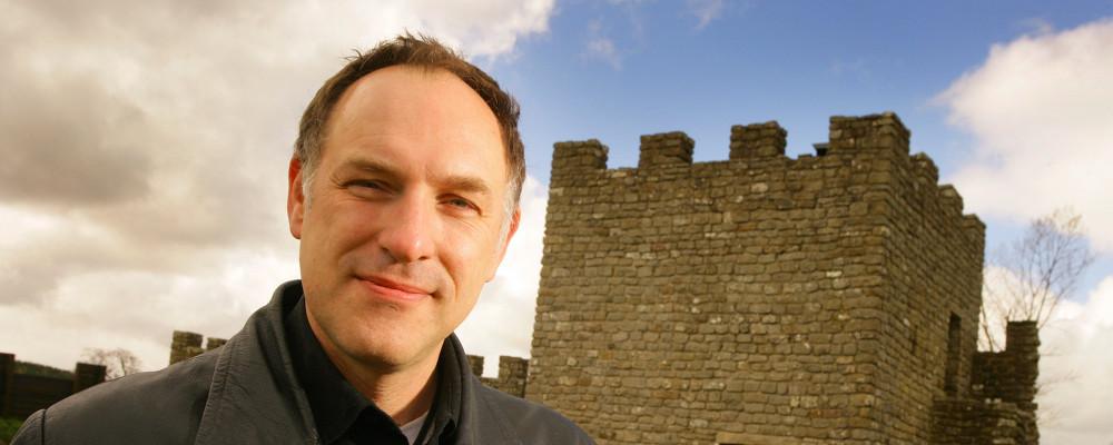 Simon Scarrow ospite al Festival Internazionale del Romanzo Storico
