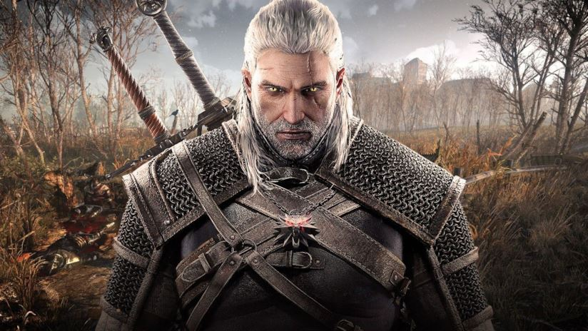 The Witcher Lucca Comics & Games 2019
