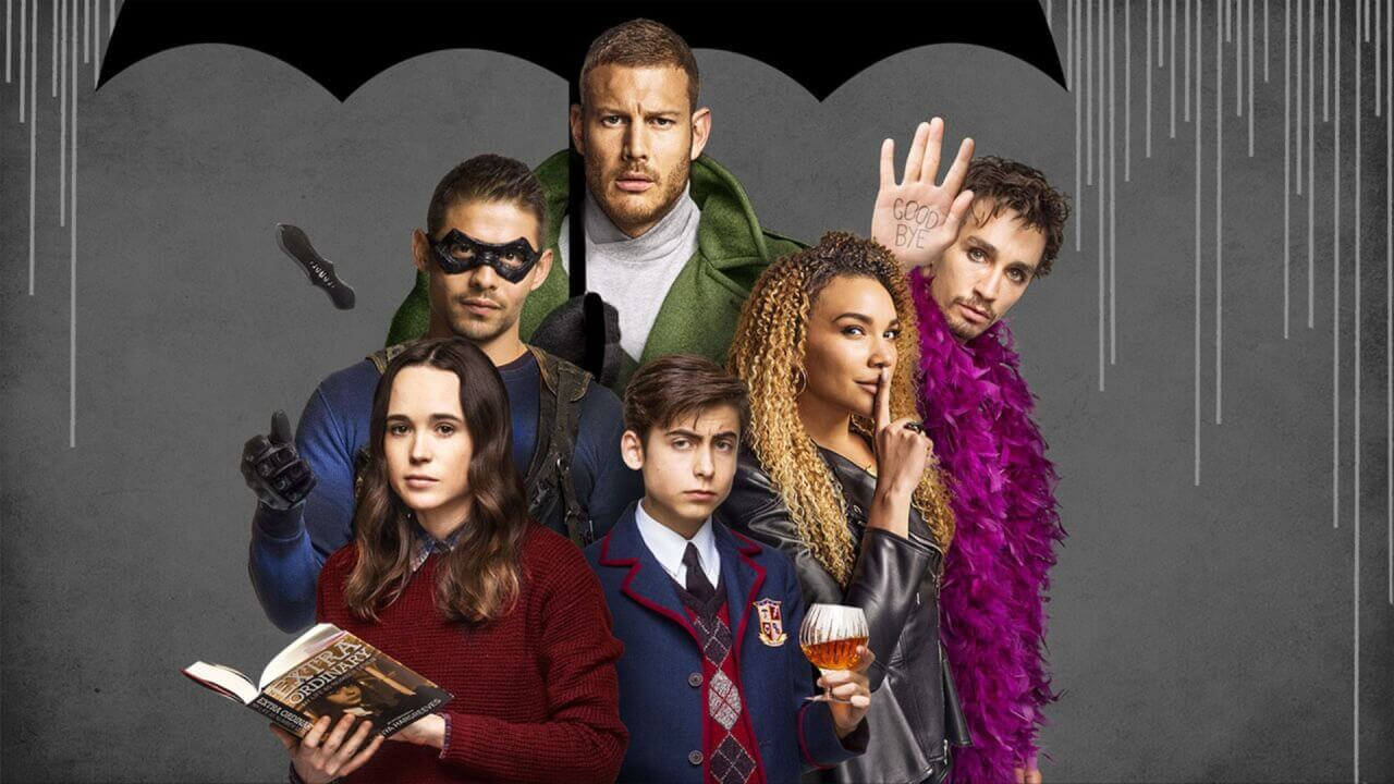 The Umbrella Academy, la reensione