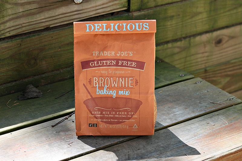 Trader Joe's Gluten-free brownies