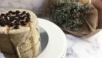 Earl Grey Molten Cake