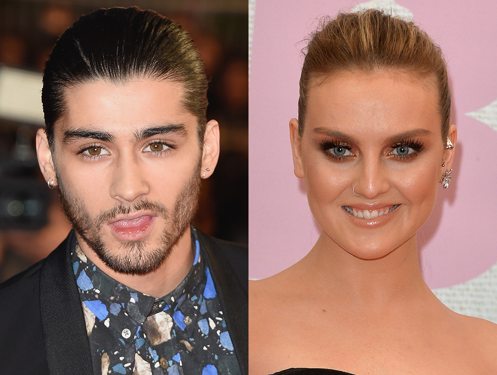 Perrie Did Get Zayn And Married Malik Edwards