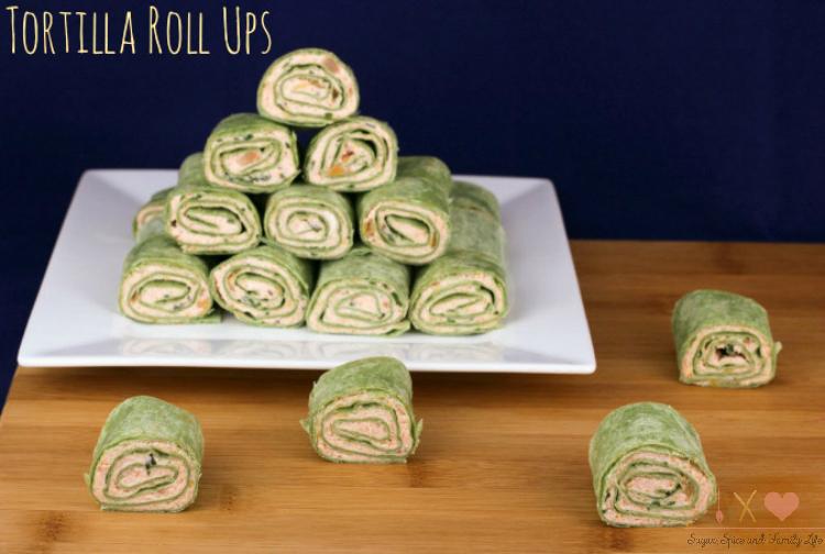 Tortila-Roll-Ups