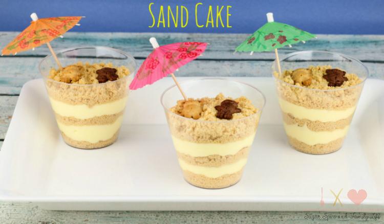 Sand-Cake