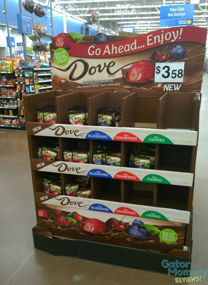 Dove Fruit at Walmart