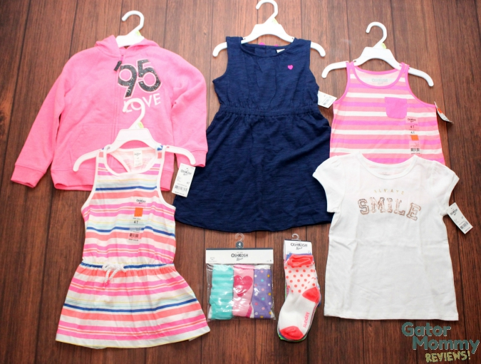 Osh Kosh B'Gosh toddler clothes