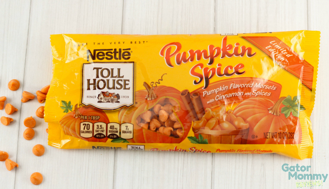 Toll House Pumpkin Spice Morsels