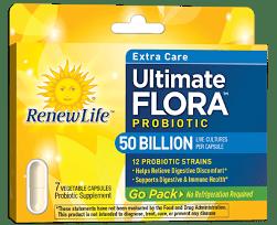 ultimate flora 50 billion