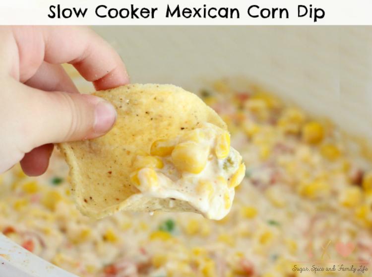 Slow Cooker Corn Dip
